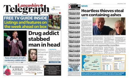 Lancashire Telegraph (Blackburn, Darwen, Hyndburn, Ribble Valley) – October 23, 2021