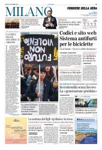Corriere della Sera Milano – 06 ottobre 2018