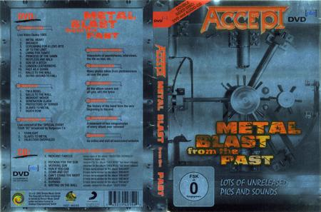 Accept - Metal Blast From The Past (2002)