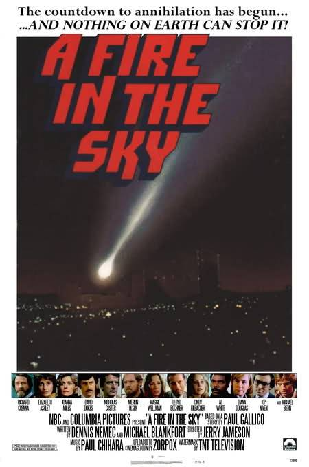 A Fire in the Sky (1978)