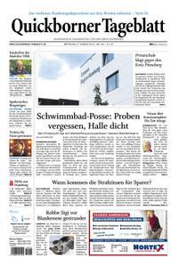 Quickborner Tageblatt - 21. August 2019