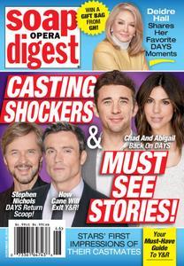 Soap Opera Digest - November 18, 2019