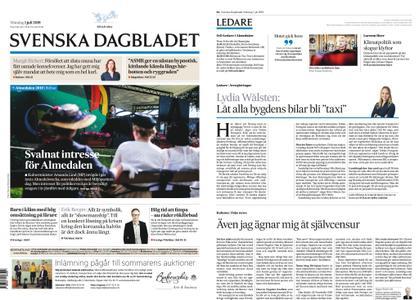 Svenska Dagbladet – 01 juli 2019