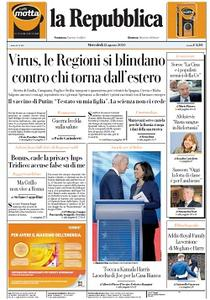 la Repubblica - 12 Agosto 2020