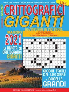 Crittografici Giganti – maggio 2021