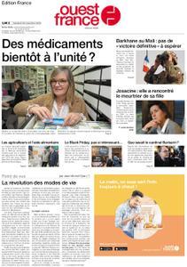 Ouest-France Édition France – 29 novembre 2019