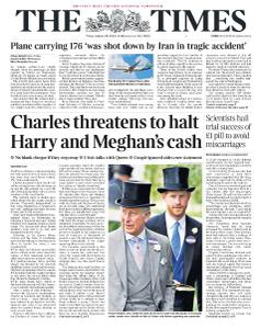 The Times - 10 January 2020