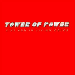 Tower Of Power - Live And In Living Color (1976) {1989 Warner Bros.} **[RE-UP]**