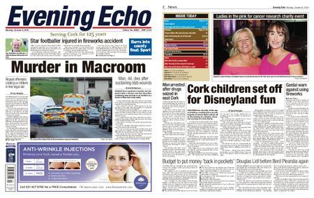Evening Echo – October 08, 2018