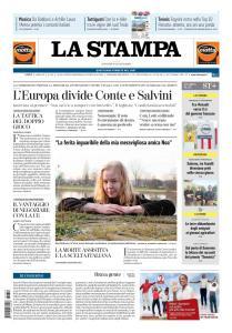 La Stampa Imperia e Sanremo - 6 Giugno 2019