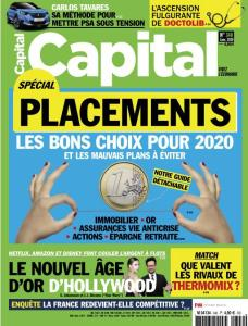 Capital France - Janvier 2020