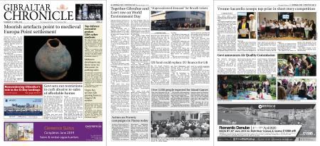 Gibraltar Chronicle – 06 June 2019