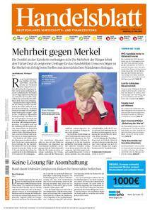 Handelsblatt - 23. Mai 2016