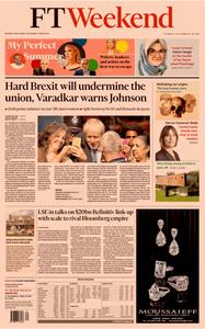 Financial Times UK – 27 July 2019