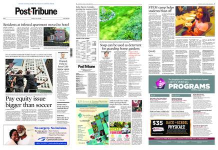Post-Tribune – July 28, 2019