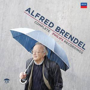 Alfred Brendel - The Complete Philips Recordings (114CD Box Set, 2016)
