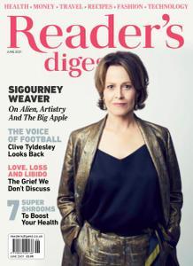 Reader's Digest UK - June 2021