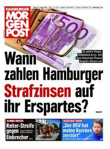 Hamburger Morgenpost – 23. August 2019