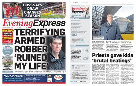 Evening Express – December 05, 2019