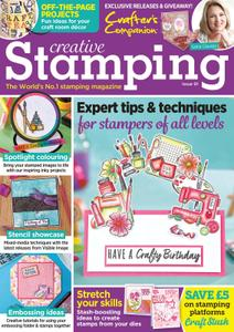 Creative Stamping – December 2020