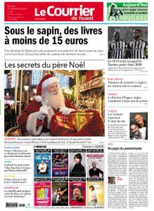Le Courrier de l'Ouest Angers – 21 décembre 2019
