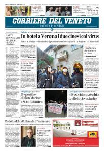 Corriere del Veneto Padova e Rovigo – 01 febbraio 2020