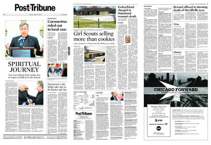 Post-Tribune – February 01, 2020