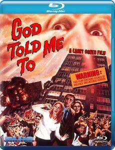 God Told Me To (1976) [w/Commentary]