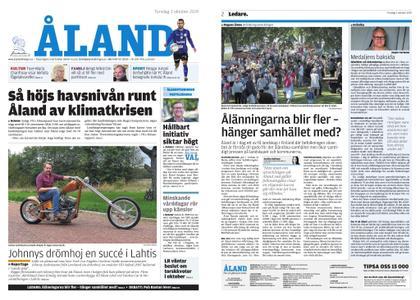 Ålandstidningen – 03 oktober 2019