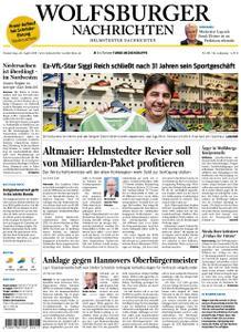 Wolfsburger Nachrichten - Helmstedter Nachrichten - 25. April 2019