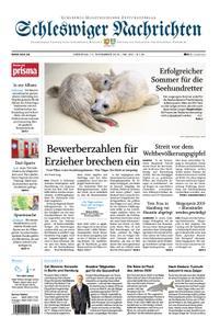 Schleswiger Nachrichten - 12. November 2019