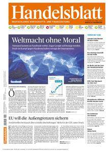 Handelsblatt - 26. Oktober 2015