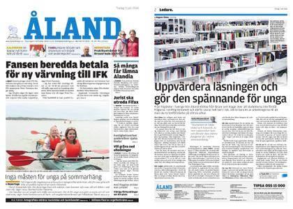 Ålandstidningen – 03 juli 2018