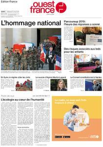 Ouest-France Édition France – 15 mai 2019