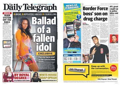 The Daily Telegraph (Sydney) – January 10, 2018