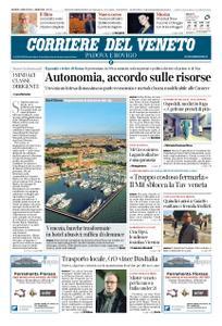 Corriere del Veneto Padova e Rovigo – 04 luglio 2019