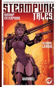 Antarctic Press-Steampunk Tales No 03 2015 Hybrid Comic eBook