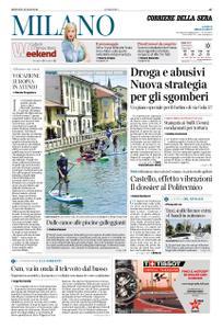 Corriere della Sera Milano – 04 luglio 2019
