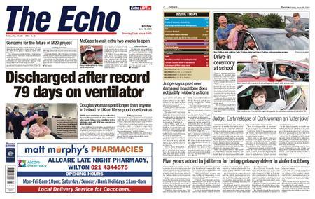 Evening Echo – June 19, 2020