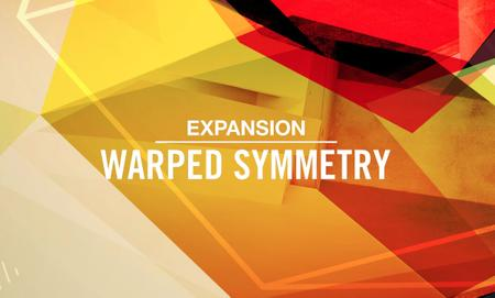 Native Instruments Warped Symmetry Expansion v1.0.0 MASCHiNE & BATTERY