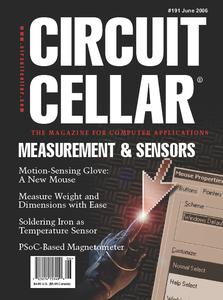 Circuit Cellar Magazine, June 2006