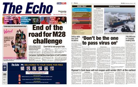 Evening Echo – March 03, 2021