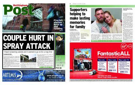 Nottingham Post – January 15, 2018