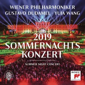 Gustavo Dudamel & Wiener Philharmoniker - Sommernachtskonzert 2019 / Summer Night Concert 2019 (2019) [24/96]