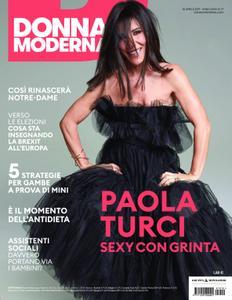 Donna Moderna - 24 aprile 2019
