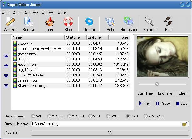 Wit.Cobber Super Video Joiner ver.3.9.0