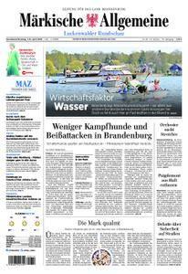 Märkische Allgemeine Luckenwalder Rundschau - 07. April 2018