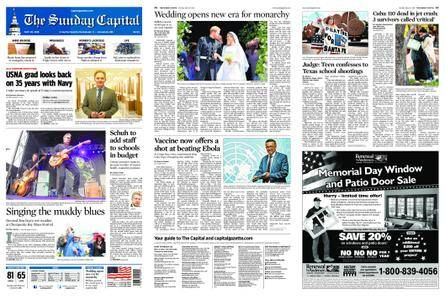 The Capital – May 20, 2018