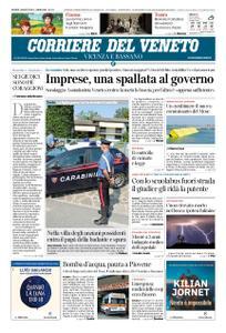 Corriere del Veneto Vicenza e Bassano – 01 agosto 2019