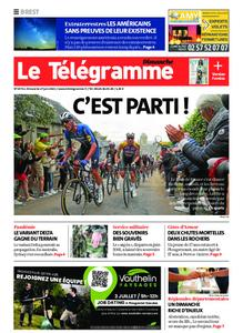 Le Télégramme Landerneau - Lesneven – 27 juin 2021